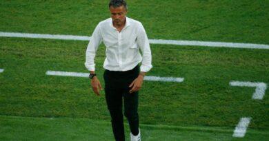 Luis Enrique faz quatro mudanças para o confronto crucial da Espanha na Euro 2020 com a Eslováquia