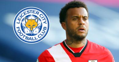 O Leicester fecha o acordo com Bertrand ao passar à frente do Arsenal na corrida para contratar o lateral do Southampton