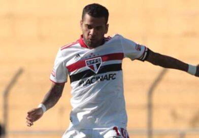 São Paulo vai pagar Daniel Alves em 60 meses a partir de 2022