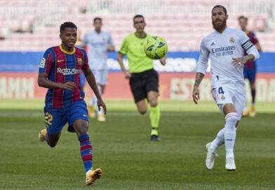 Barcelona avança no contrato de Ansu Fati após encontro de Jorge Mendes