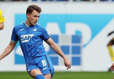 Hoffenheim estende Geiger no início até 2023
