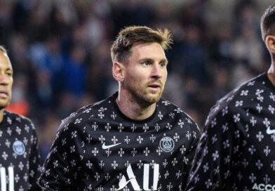 """Messi, Neymar e Mbappé """"não vão sujar os shorts"""""""