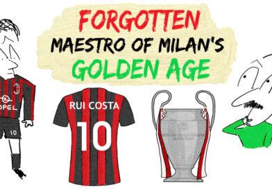 SMTV: Rui Costa – O maestro esquecido da época de ouro de Milão