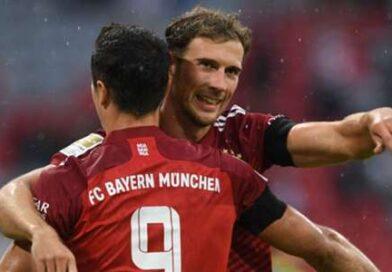 Classificações do FIFA 22: Goretzka bate recorde como estrela do Bayern de Munique torna-se o primeiro jogador com card com mais de 80 em todas as categorias