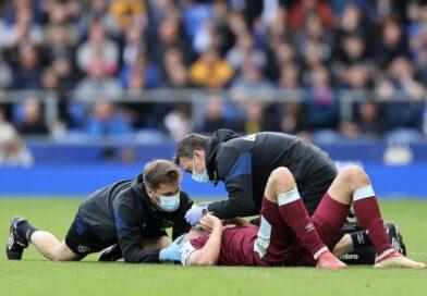 (Foto) O favorito dos fãs do West Ham preso após confronto acidental com Rondon