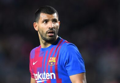 Sergio Aguero está contente com a estreia atrasada do Barcelona