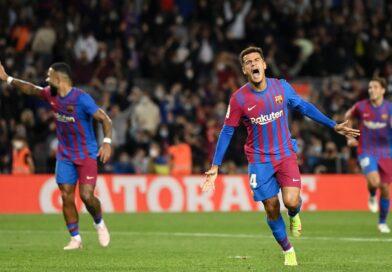 Philippe Coutinho dá resposta a quem duvida do Barcelona